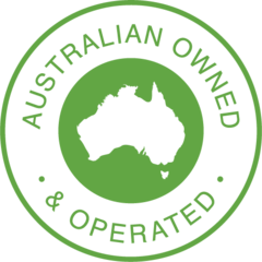 Australian Owned Logo